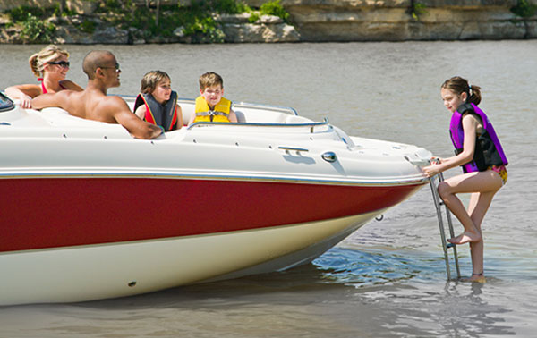 Boat Boarding Ladder Boat Swim Ladder Savvyboater