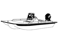 Bay style boat covers