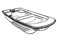 Covers for dinghy boats