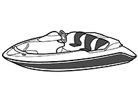 Covers for jet boats