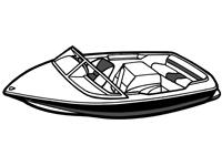 Tournament Ski Boat Covers
